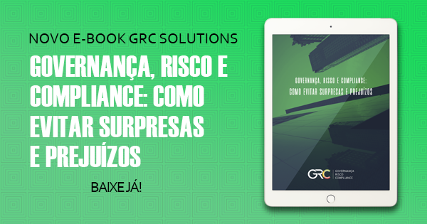 E-book Governança Risco e Compliance